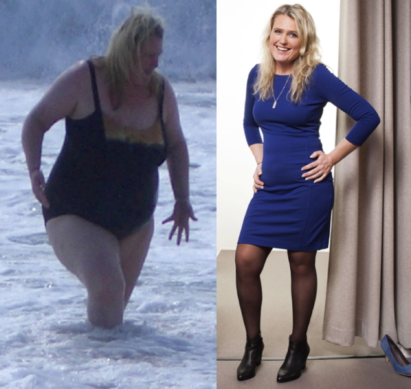 Povești de succes în pierderea în greutate de 50 de kilograme