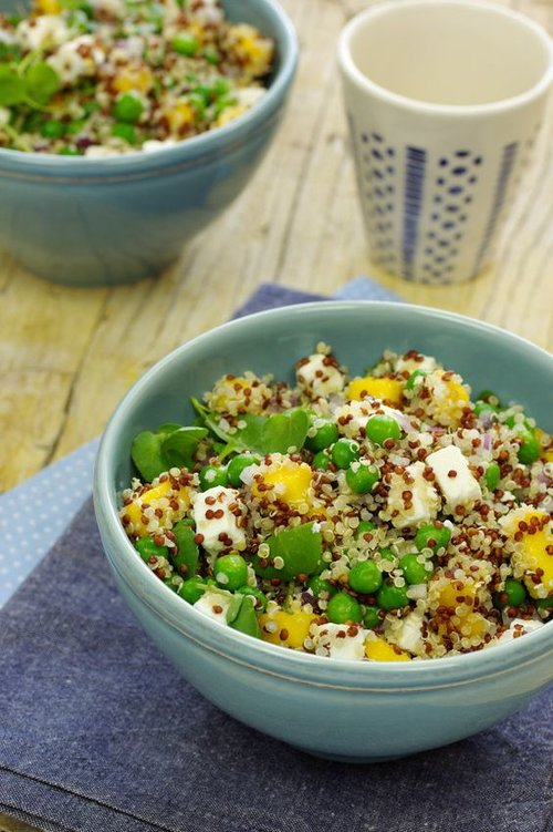 Quinoa se îngrășează sau poate ajuta la pierderea în greutate?