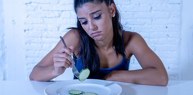 pierderea în greutate și apetitul scăzut
