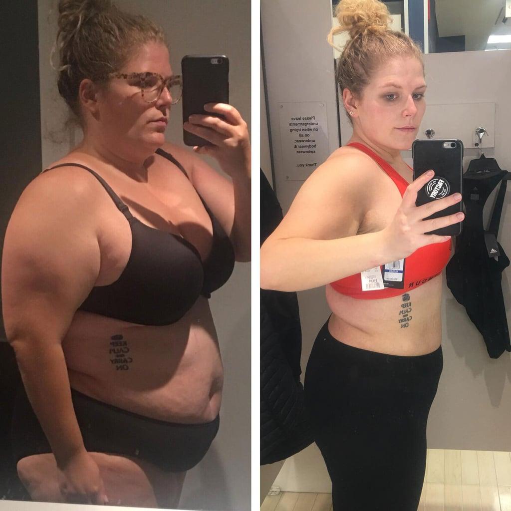 piramidă de pierdere a grăsimii popsugar greutate de pierdut în 3 luni