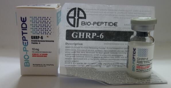 Ghrp 6 instrucțiuni de utilizare. Peptide GHRP gata