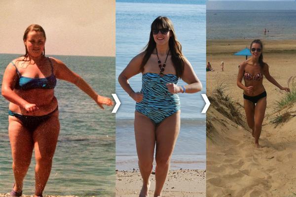 Pierdere în greutate de 23 de kilograme este negru sau alb mai slabit