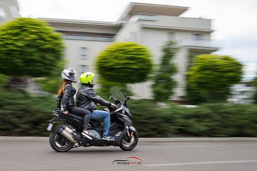 scuterul ajută la pierderea în greutate