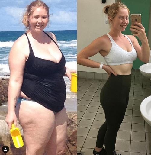 25 kg povești de pierdere în greutate