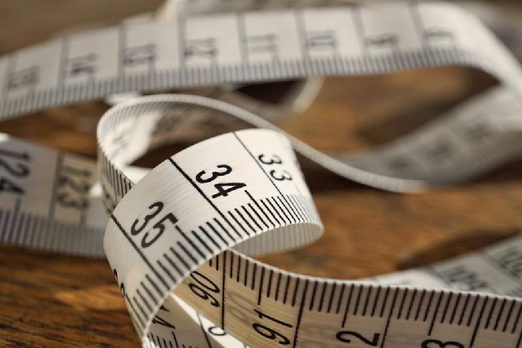grafic tipic de pierdere în greutate