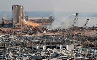 COMENTARIU Lelia Munteanu: Beirut - detonatorul viitoarelor dezastre globale