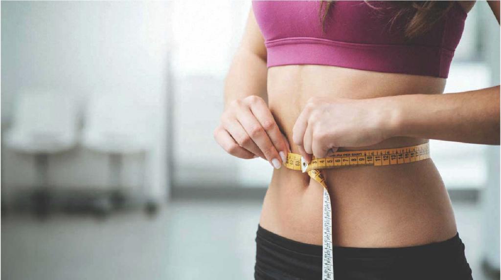 masa corporală slabă și pierderea în greutate)