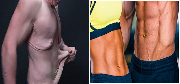 modalități de a pierde grăsimea superioară a corpului