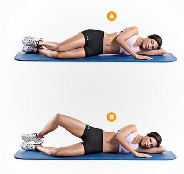 cum pot pierde greutatea superioară a corpului