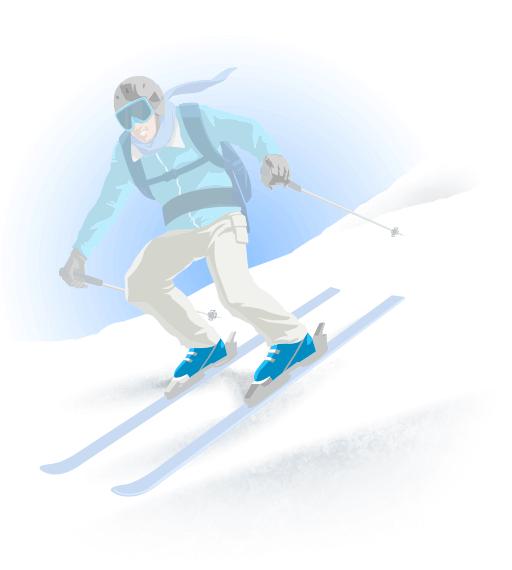 scădere în greutate la schi