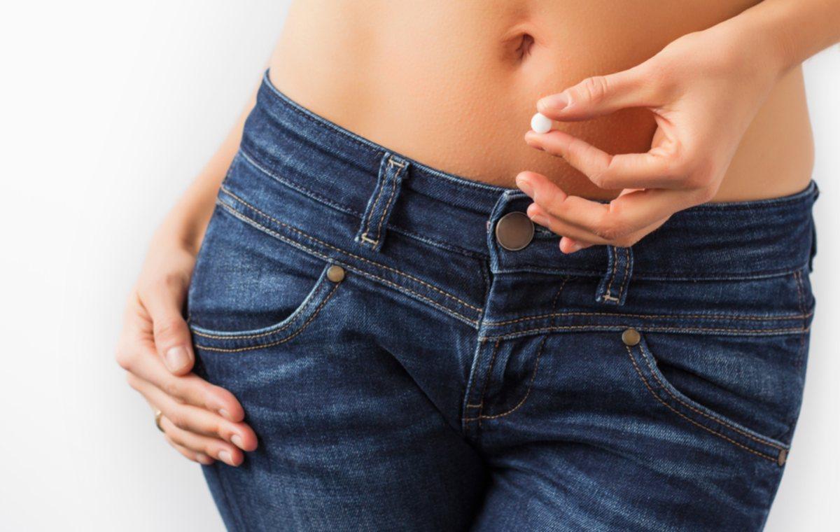 contraceptivele te fac să slăbești
