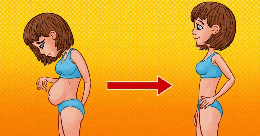 cum să slăbești în spatele tău scădere în greutate pentru tipul meu de corp