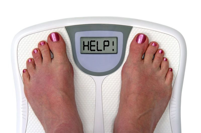 scrie pentru noi pierderea în greutate