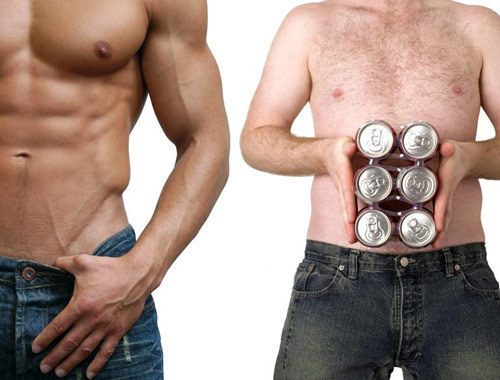 Cele 5 reguli privind dieta unui barbat