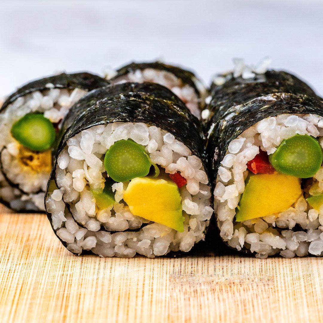sushi ajută la pierderea în greutate