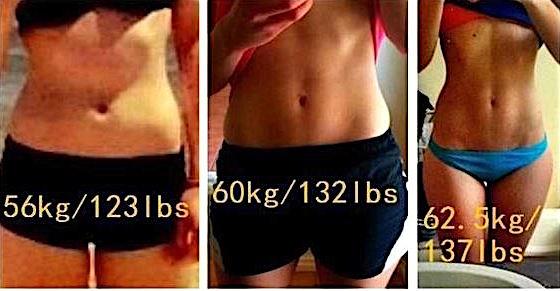 Cum sa scapi de celulita si 20 kg de grasime in exces