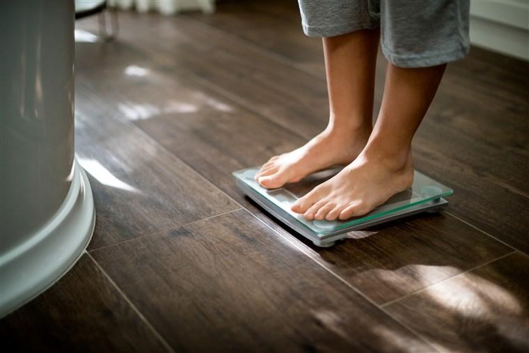 pictogramă studiu de pierdere în greutate