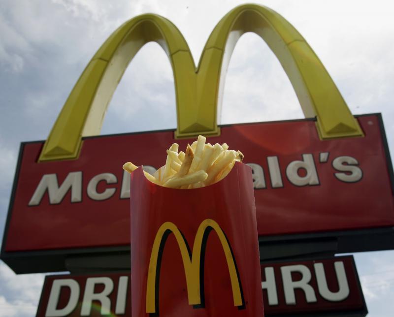 scădere în greutate mcdonalds slăbește căsătorit