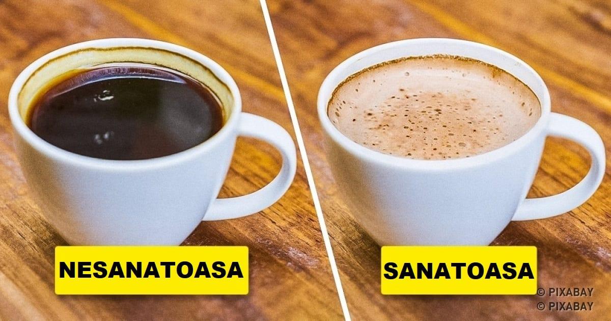 Cofeina Supradozaj și sensibilitate Simptome