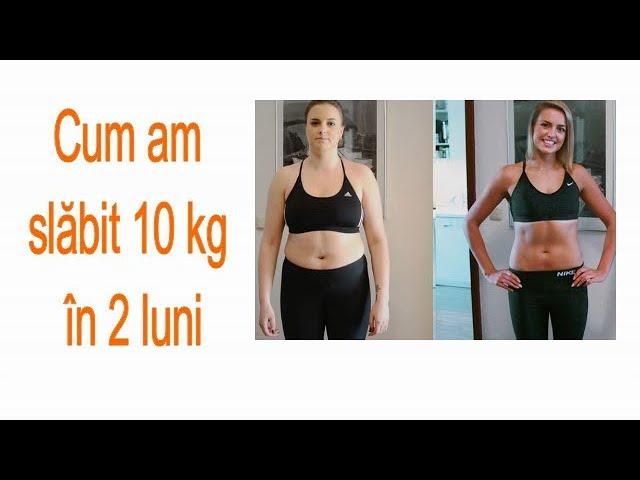 Cum am slăbit 43 kg în 8 luni