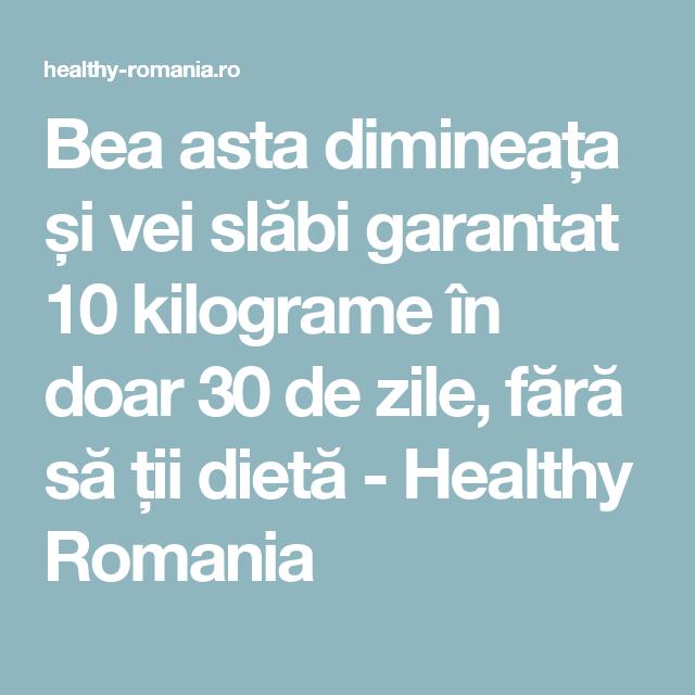 Pierderea în greutate durează 10 kilograme