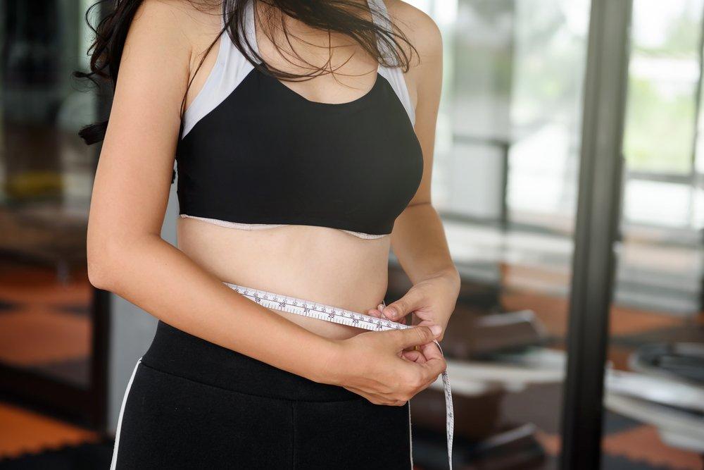 efectul pierderii în greutate asupra compoziției corpului)