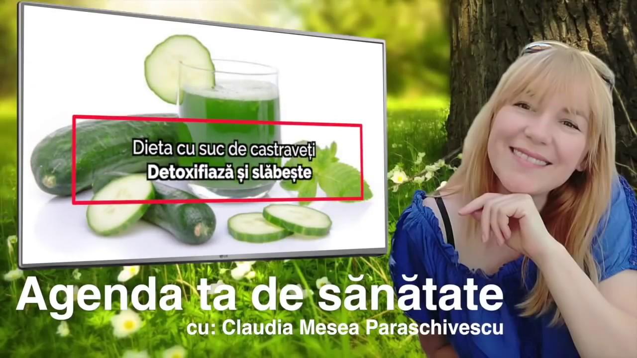 Dieta cu castraveţi: slăbeşti 7 kilograme în 7 zile - CSID: Ce se întâmplă Doctore?