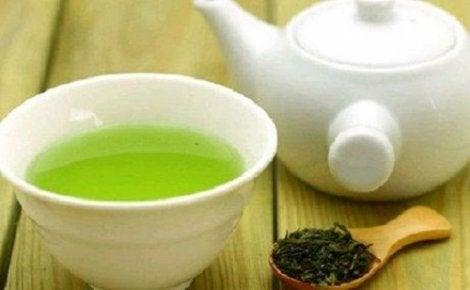 Cum să piardă în greutate cu ceai