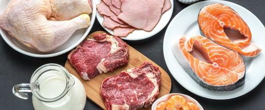 Carnea de vită pierde în greutate, Carne de vită