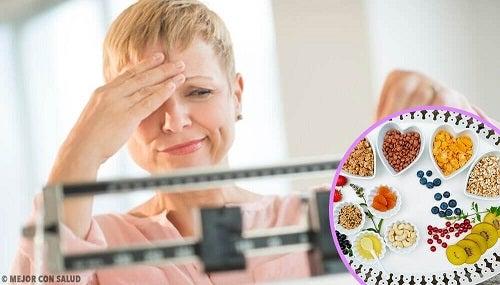 Dietă ideală pentru a slăbi la menopauză - Doza de Sănătate