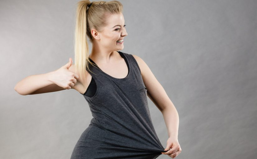 majoreta pierde in greutate