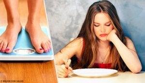 porții mai mici pierdere în greutate