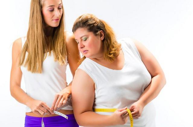 formează pierderea în greutate
