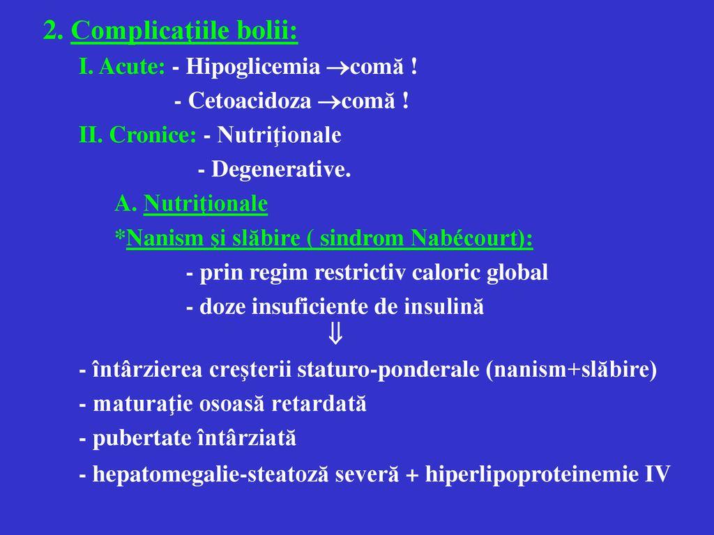 hipoglicemia reactivă provoacă pierderea în greutate)