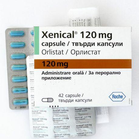 Xenical (Orlistat) - Remedierea în greutate - Indicație și efecte secundare