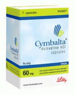 Profilul de droguri: Cymbalta