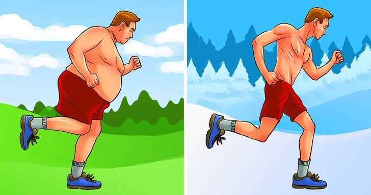 Pierderea în greutate pierde inci, dar nu kilograme pierderea în greutate a marinelor regale