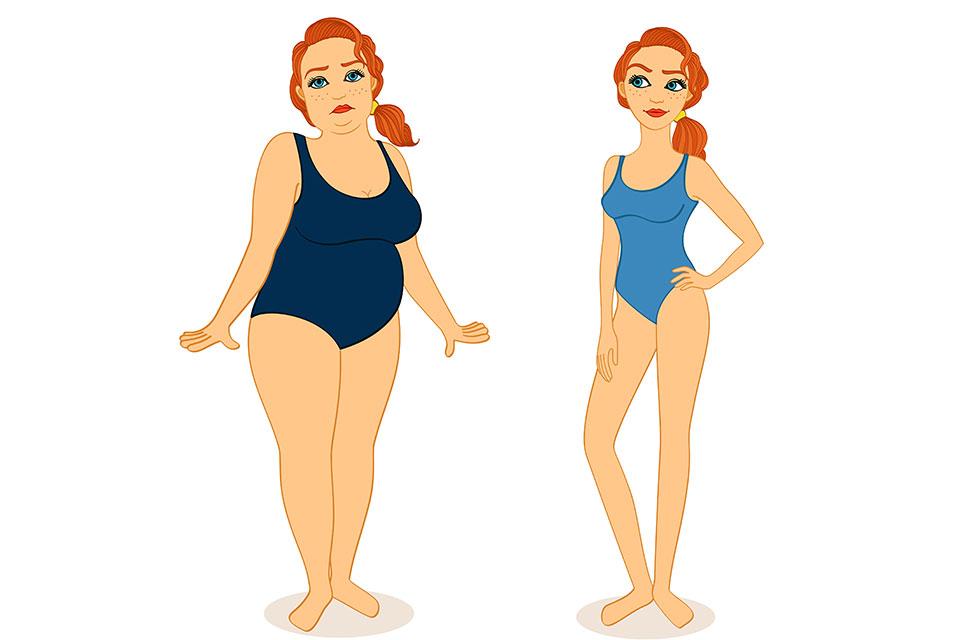 scădere în greutate 8 săptămâni