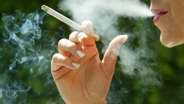 De la fumat pentru a pierde în greutate