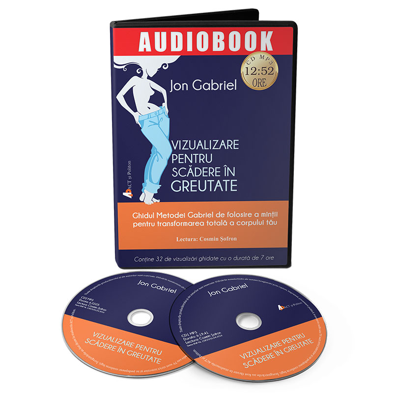 Curs de pierdere in greutate - Marianne Williamson | Audio books | Diete & sanatate