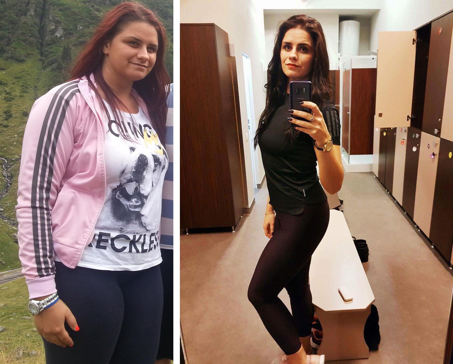 Am slabit 50 de kilograme si viata mea s-a schimbat