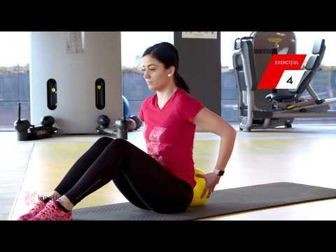 7 Exerciții pe care le puteți face fără a vă lăsa patul