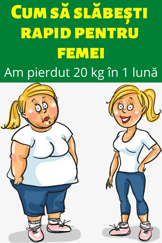 Pierde greutate și rapid Această formulă de slăbire funcționează garantat