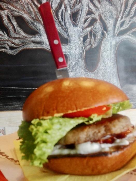 hamburger pentru a slabi