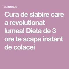 Dieta de Slabit Rapid