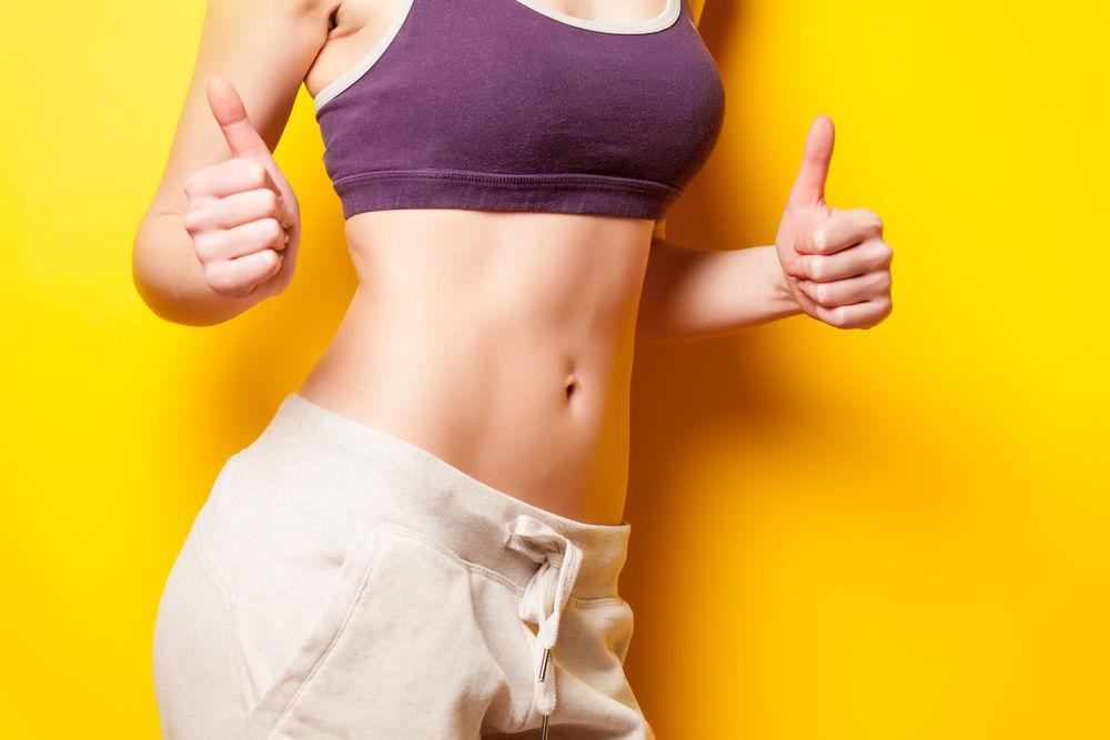 cum să pierzi grăsimea buricului folosind var cum se utilizează tiroxina pentru pierderea în greutate