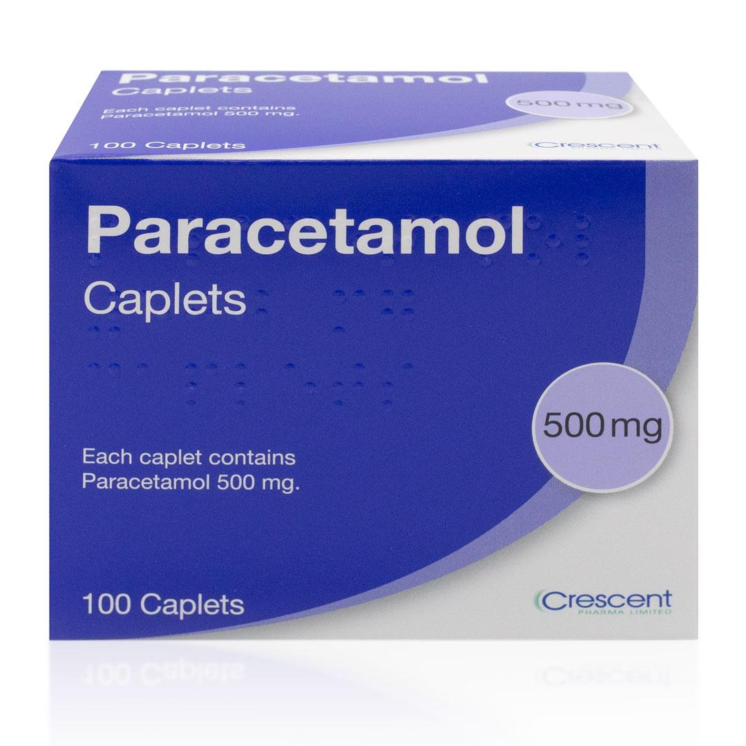 Ce ajuta Paracetamol - Bronșită