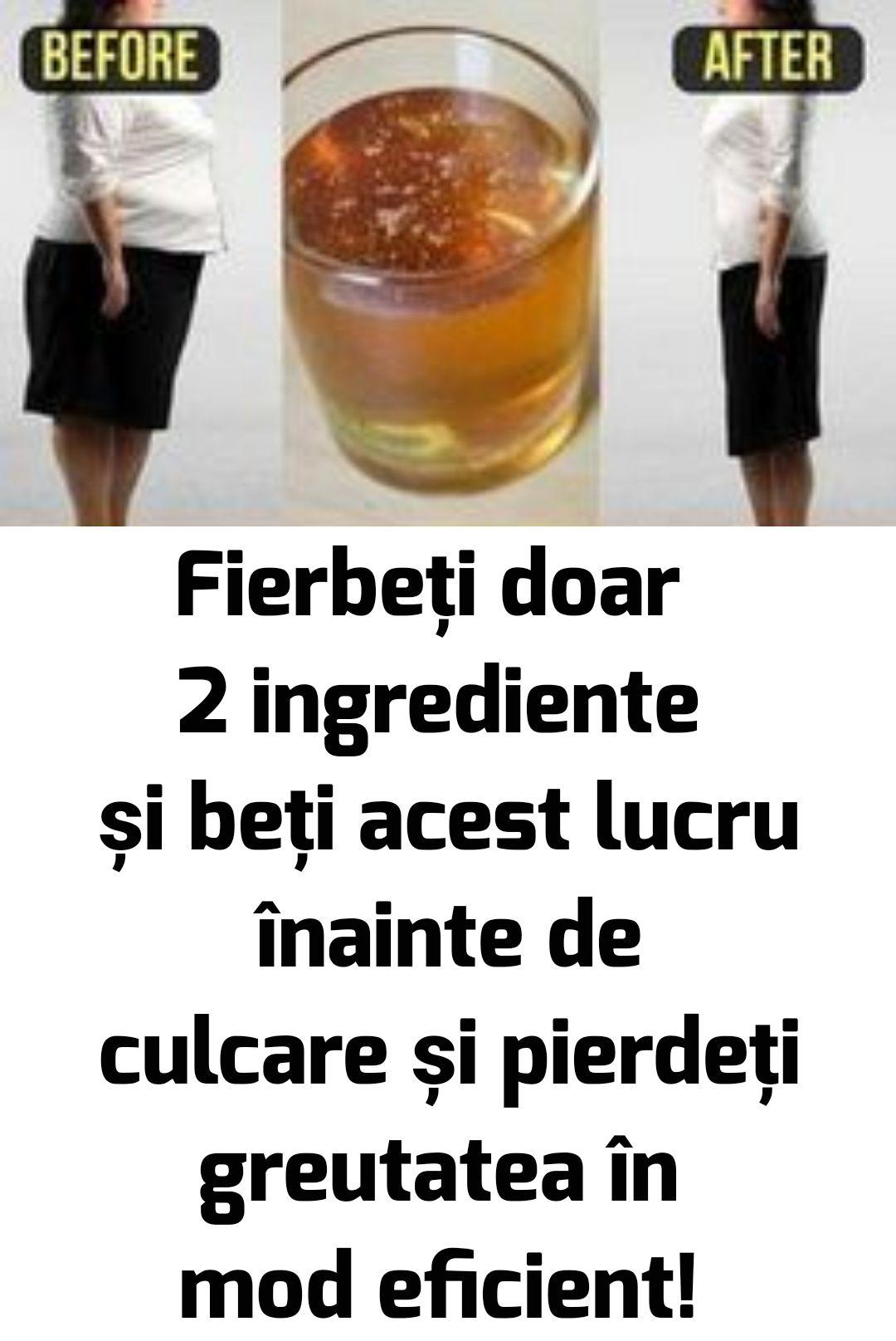pierdeți în greutate băutură