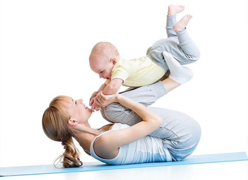 Cat de mame ocupate pierd in greutate. Cum scapam de kilogramele in plus, dupa nasterea bebelusului