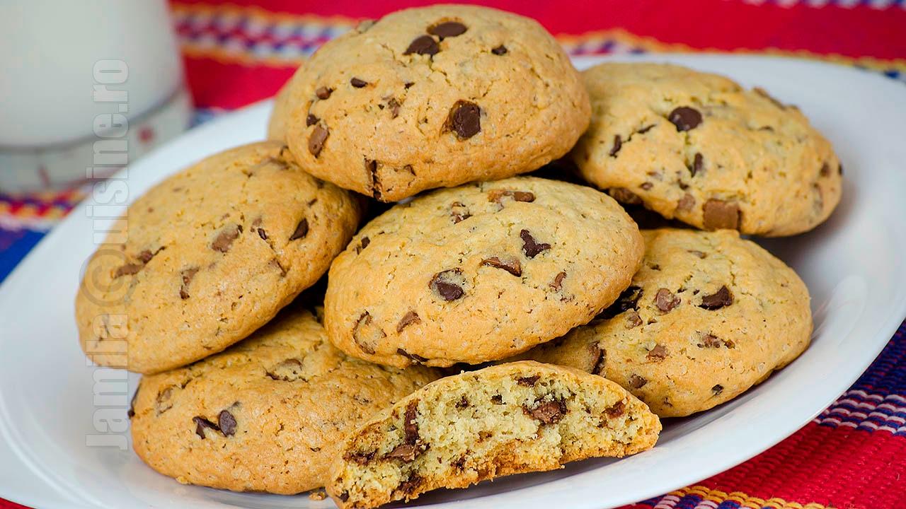 aluat de cookie-uri de slabire